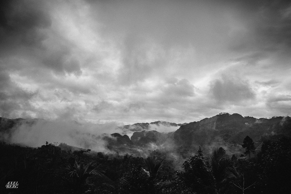 The view from our 4x4 going to Semuc Champey, Guatemala